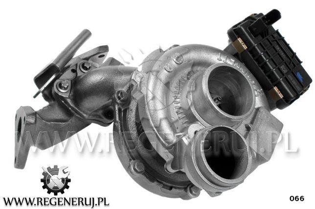Turbosprężarka Mercedes E-KLASA C207 E 350 CDI 231 265KM OM 642.836