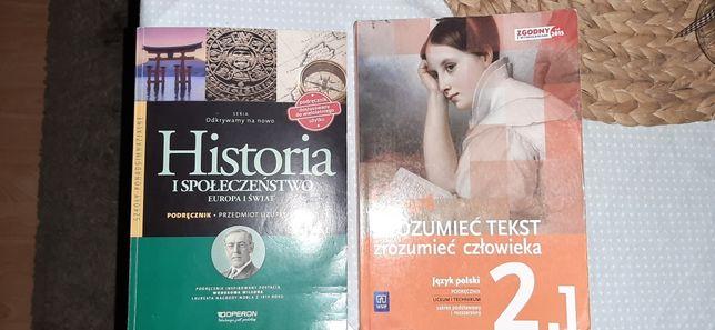Podręczniki szkoła średnia