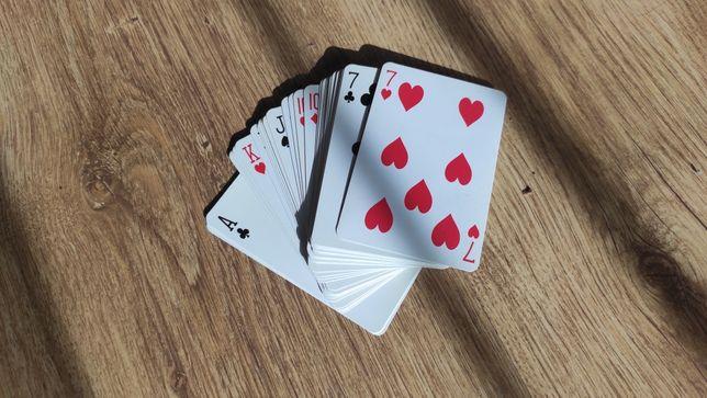 Talia kart do gry w skata, karty skat 32 sztuki