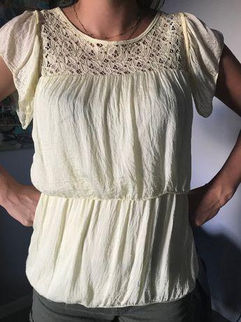 Damska,letnia bluzeczka rozmiar M/L