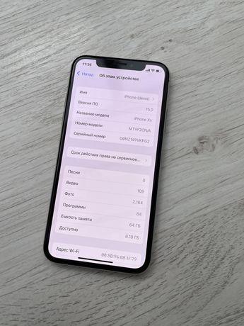 Iphone XS 64гб айфон