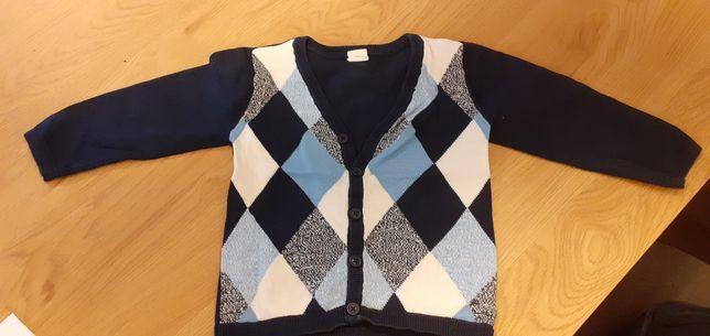 Sweterek rozmiar 92