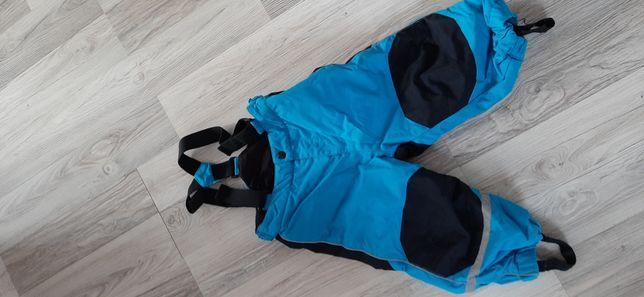 Spodnie kombinezpnowe h&m rozmiar 86