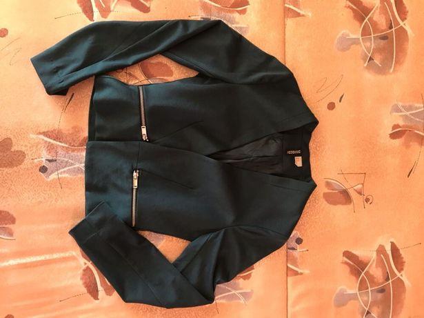 Пиджак укороченный H&M DIVIDED блейзер женский