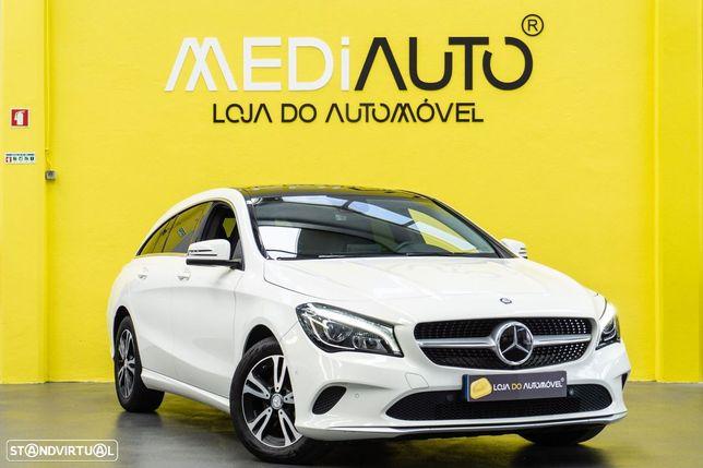 Mercedes-Benz CLA 220 D Avantgarde