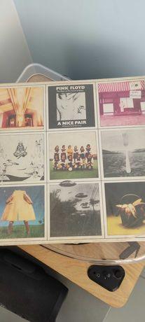 LP duplo a Nice pair Pink Floyd