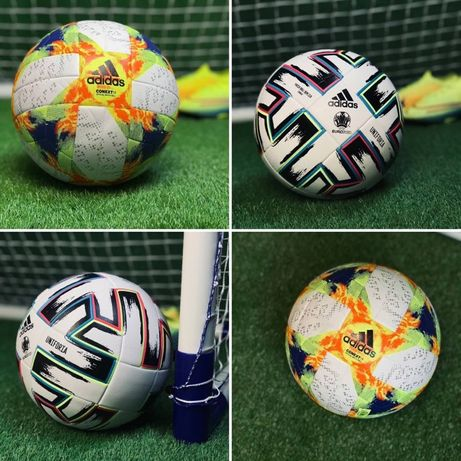 Мяч футбольный Adidas Uniforia Euro 2020/ мячик для футбола
