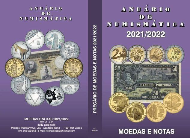 Anuário numismática 2021/2022