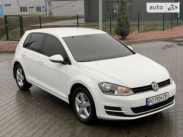 VW GOLF VII, 2014 р.в., 2.0  TDI