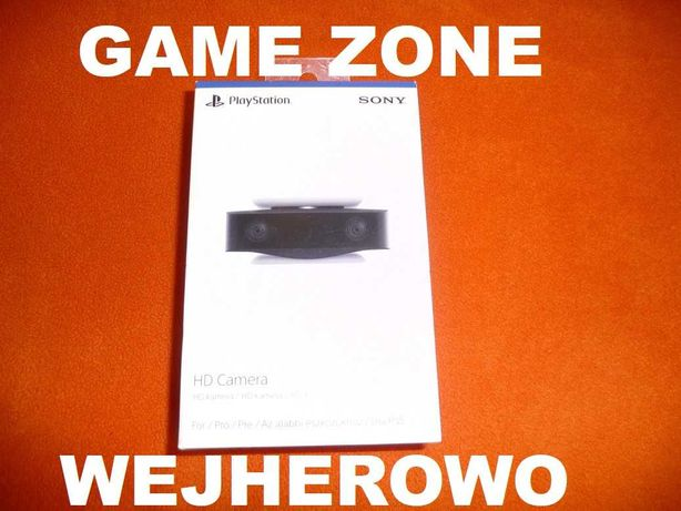 Kamera HD do konsoli PS5 = Wejherowo = NOWA BOX