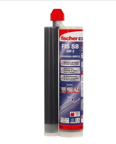 Химический анкер для растянутого и мокрого бетона, зима до - 15°C - Fi