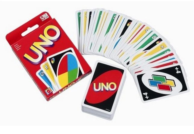 Świetna gra towarzyska UNO - Nowa Prezent Rozrywka