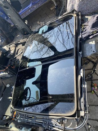 Ford escape 2013 2014 2015 2016 2017 2018 панорама стекло люк крыша