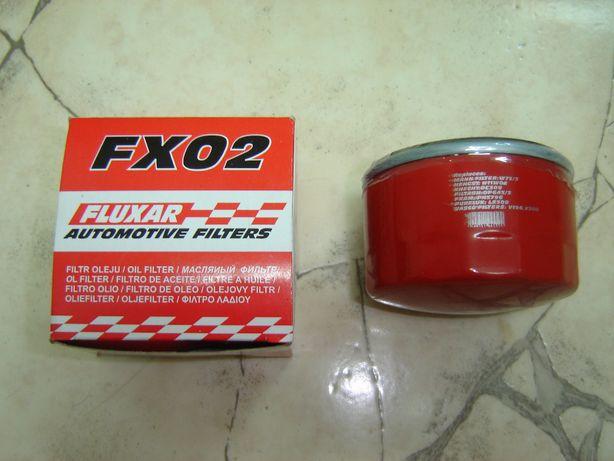 Filtr oleju fluxar FX02