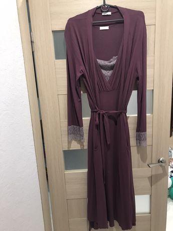 Платье для кормления и халат Creative Mama