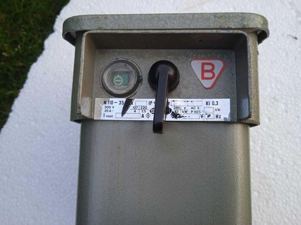 Stycznik olejowy typ N 110-35