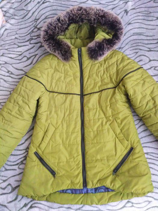 Куртка подростковая, зимняя. Харьков - изображение 1