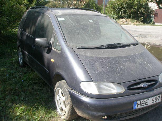 форд галакси 1996 1,9 тд шаран 2002 1,8 т альхамбра