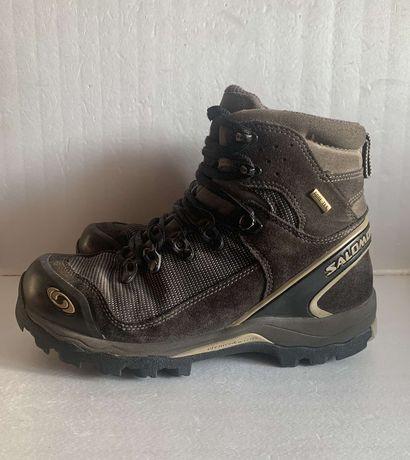Ботинки Salomon gore-tex(размер 39)
