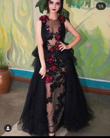 Продаю шикарное, оригинальное Выпускное платье