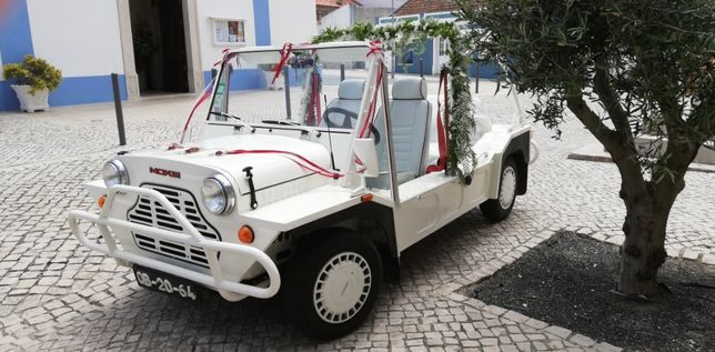 Mini Moke (descapotável)