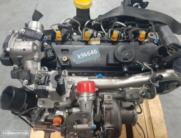 Motor Dacia Duster Lodgy 1.5Dci 110Cv Ref.K9k646