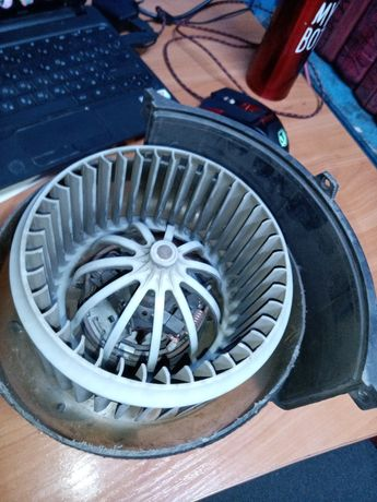 Вентилятор печки 17360057 SME для Volkswagen Touareg