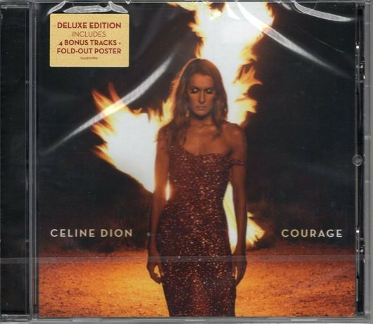 Celine Dion - Courage (Deluxe Edition)
