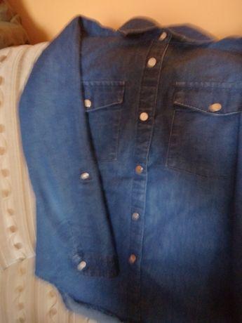 Sprzedam koszule dżinsową
