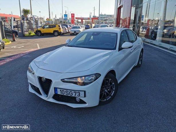 Alfa Romeo Giulia (Giulia 2.2 D Super AT8)