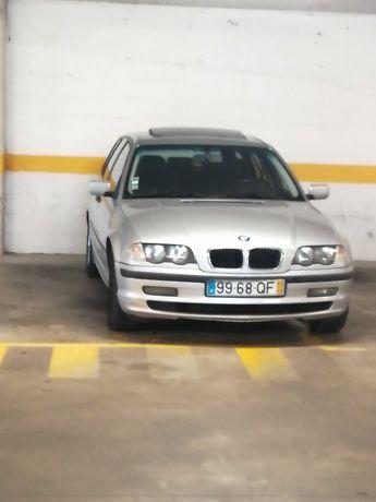 BMW 320D nacional cx automática 150 cv