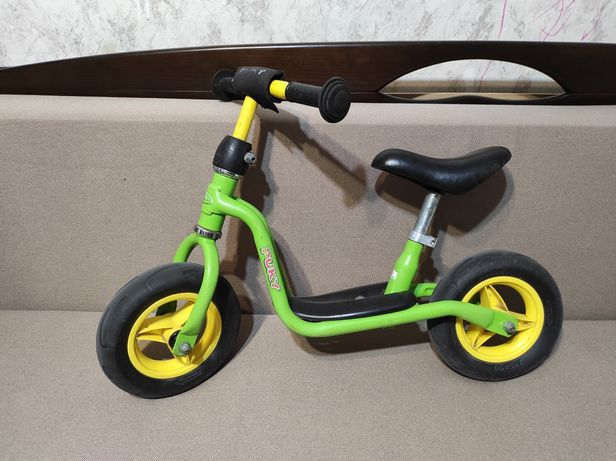 Беговел велобег Puky LR M kiwi подходит с 1,5-2 лет