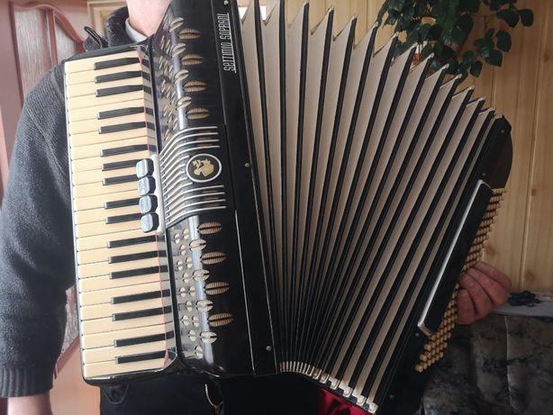 Akordeon Soprani