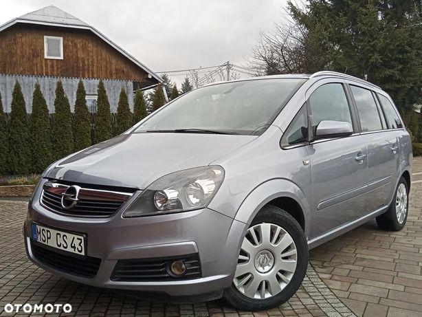 Opel Zafira z Niemiec