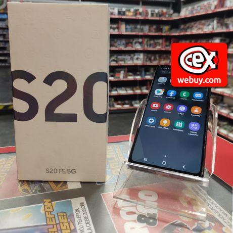 Samsung Galaxy S20FE 5G Dual(6GB+128GB) Niebieski Dwuletnia gwarancja