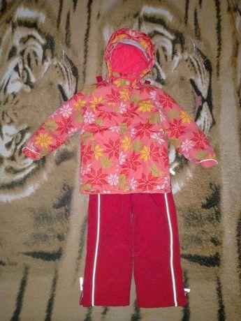 Зимний комбинезон. Зимний костюм 98-104 размер.