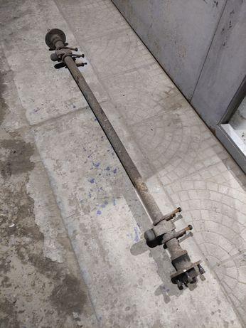 Ось на прицеп ступицы ВАЗ
