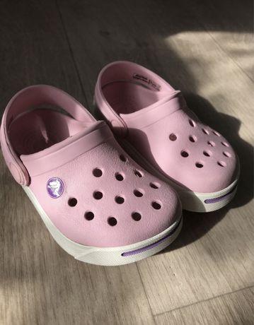 Crocs детские 4-5 размер