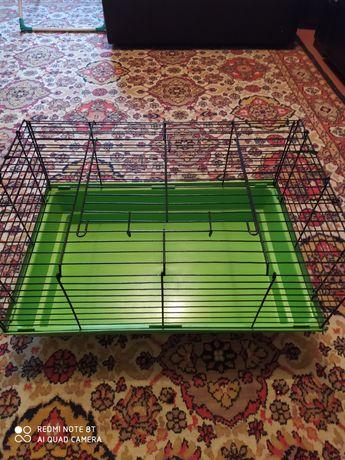 Продам клетку для кроля. Новая 1400р.