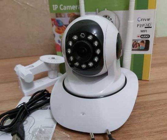 Беспроводная поворотная ip камера q5