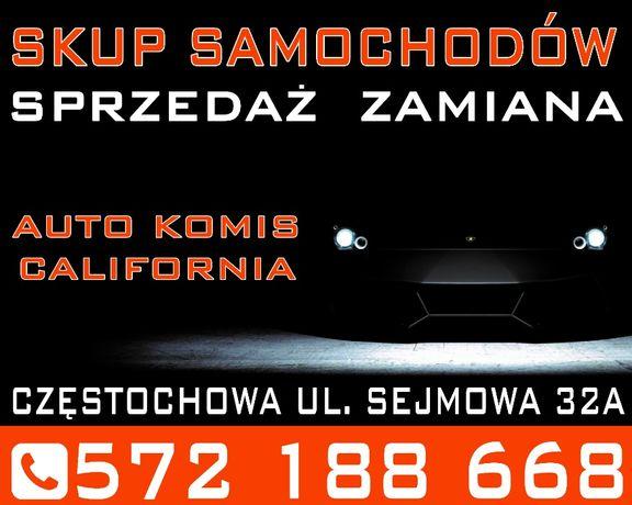 Skup Aut Częstochowa 572~188~668 Całe-Rozbite-Uszkodzone GOTÓWKA !!