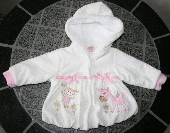 Кофта/курточка велюровая Cicix на 3 месяца