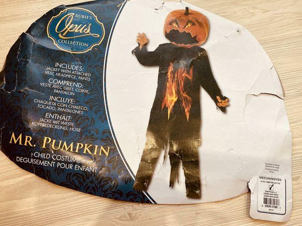 Костюм тыквы(Mr.Pumpkin) 8-10лет