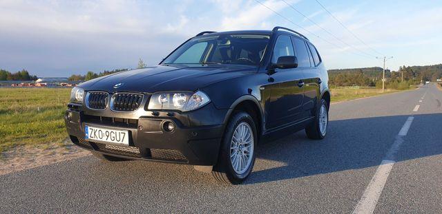 BMW X3 2006 rok.