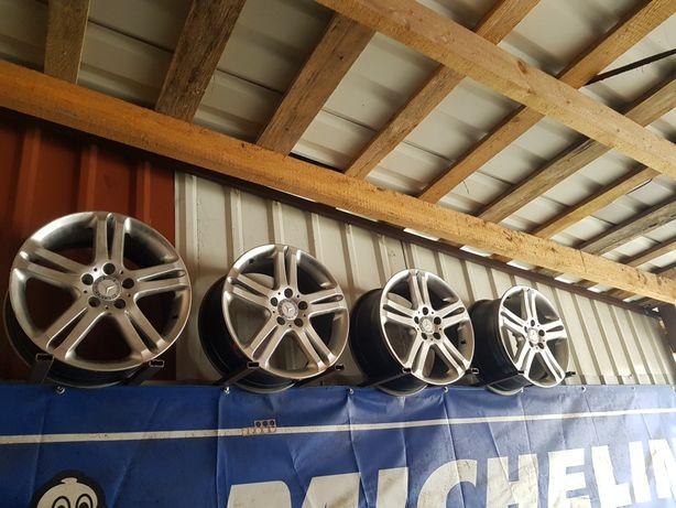 Felgi Aluminiowe Mercedes R17 5x112 ET42 -8J