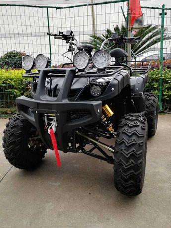 Moto 4 Elétrica 4x4 4000W - NOVO