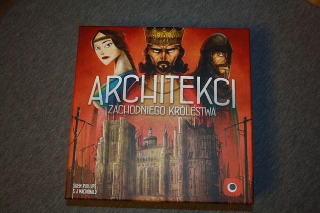 Architekci zachodniego królestwa - gra planszowa