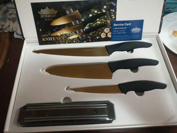 Ножи + могнит ..