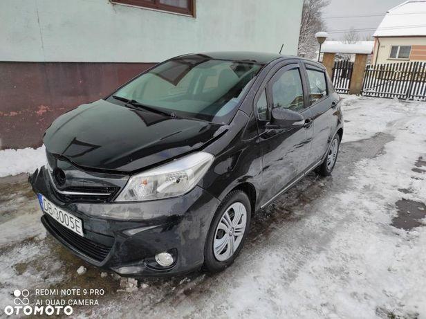 Toyota Yaris Gaz Bogate Wyposażenie Zadbana Lekko Uszkodzona Okazja Polecam