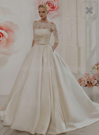 Весільне плаття!!! Б/у